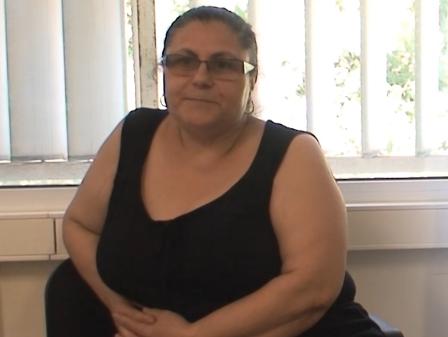 Maria Presti, madre de Maryse